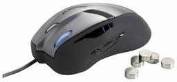 Мышь Verbatim Rapier 1 Black USB
