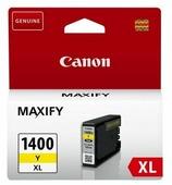 Картридж Canon PGI-1400Y XL (9204B001)