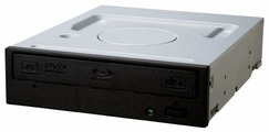 Pioneer Blu-ray BD-RE DL Internal ODD BDR-209DBK SATA, M-DISC x, BD-R 16x, BD-R DL 14x, BD-RE 2x, DVD±R 16x, DVD±RW 8/6x, DVD±R DL 8x, DVD-RAM 5x, CD-RW 24x, CD-R 40x, DVD-ROM 16x, CD 40x, Black, Bulk {10}