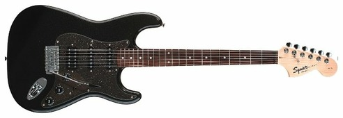 Электрогитара Squier Affinity Stratocaster HSS