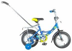 Детский велосипед Novatrack Urban 12 (2018)