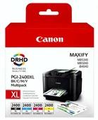 Набор картриджей Canon PGI-2400 BK/C/M/Y XL Multipack (9257B004)