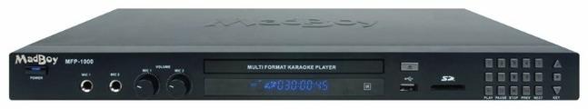 DVD-плеер Madboy MFP-1000