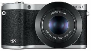 Фотоаппарат Samsung NX300 Kit