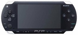 Игровая приставка Sony PlayStation Portable Base Pack
