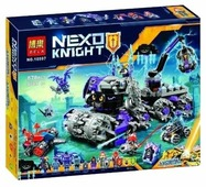 Конструктор BELA Nexo Knight 10597 Штаб Джестро