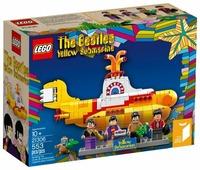 Конструктор LEGO Ideas 21306 Желтая подводная лодка