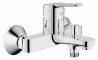 Смеситель для ванны с душем Grohe BauEdge 23334000 однорычажный хром