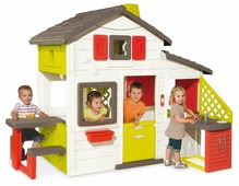 Домик Smoby Для друзей с кухней 810200