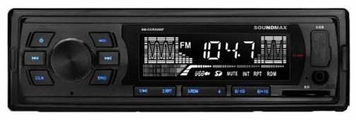 Автомагнитола SoundMAX SM-CCR3055F