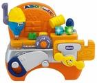 Интерактивная развивающая игрушка Chicco Плотник