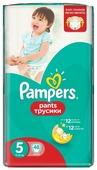 Pampers трусики Pants 5 (12-18 кг) 48 шт.