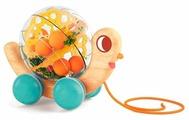 Каталка-игрушка DJECO Хюго (06254) со звуковыми эффектами