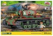 Конструктор Cobi Small Army World War II 2489 Тяжелый танк КВ-1