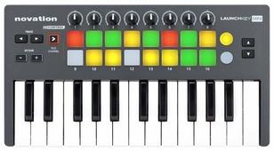 MIDI-клавиатура Novation Launchkey Mini
