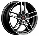 Колесный диск NZ Wheels F-12 6x15/4x100 D60.1 ET50 BKF
