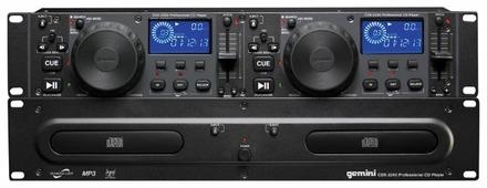 DJ CD-проигрыватель Gemini CDX-2250