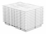 Набор для хранения LEGO Sorting Top Tray 12 штук (45499)