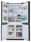Холодильник Sharp SJ-FJ97VBK