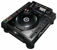 DJ CD-проигрыватель Pioneer DJ CDJ-2000