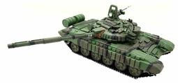 Сборная модель ZVEZDA Российский основной танк с активной броней Т-72Б (3551) 1:35