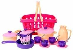 Набор посуды ТехноК 4449