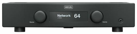 Интегральный усилитель Hegel H90