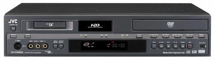 DVD/HDD-плеер JVC SR-DVM600E