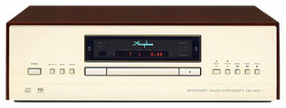 CD-транспорт Accuphase DP-800