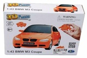 3D-пазл Happy Well 3D BMW M3 Coupe (57096), 37 дет.