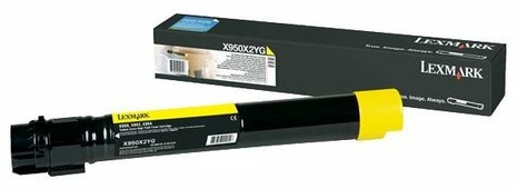 Картридж Lexmark X950X2YG