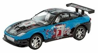 Гоночная машина Пламенный мотор Nissan Уличные гонки (87419)