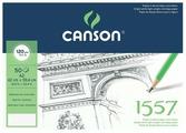 Альбом Canson 1557 59.4 х 42 см (A2), 120 г/м², 50 л.