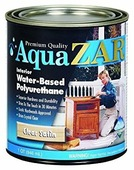 Лак ZAR Aqua Interior Water-Based Polyurethane матовый (0.95 л)