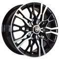 Диски NZ Wheels SH658 5x114.3 ET38 R16 6.5J Dia 67.1 BKF