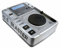 DJ CD-проигрыватель US Blaster USB 7303