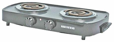 Электрическая плита Мечта 212Т BK