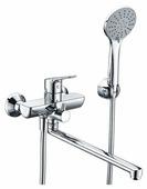 Однорычажный смеситель универсальный WasserKRAFT Lippe 4502L