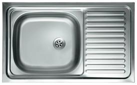 Накладная кухонная мойка Kromrus S-416