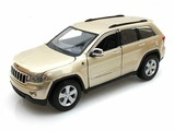 Легковой автомобиль Maisto Jeep Grand Cherokee 2011 (31205) 1:24