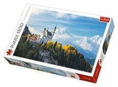 Пазл Trefl Баварские Альпы (26133), 1500 дет.