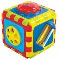 Интерактивная развивающая игрушка PlayGo 6 in 1 Activity Cube