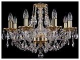 Bohemia Ivele Crystal 1606/8/195/GB, E14, 320 Вт
