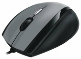 Мышь k-3 Mouse Silver-Black PS/2