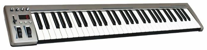 MIDI-клавиатура Acorn Masterkey 61