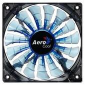 Система охлаждения для корпуса AeroCool Shark Fan Blue Edition 12cm