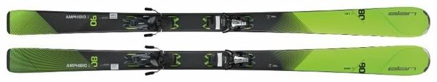 Горные лыжи Elan Amphibio 80 Ti (17/18)