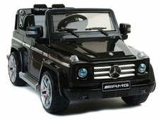 Электромобиль Shine Ring Mercedes G55 (красный)