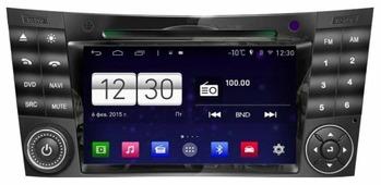 Автомагнитола FarCar s160 Mercedes-Benz E-Class на Android (m090)