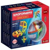 Магнитный конструктор Magformers Curve Basic 701011-40